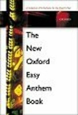 The New Oxford Easy Anthem Book, Spiral Bound, Sacred Choral Collection