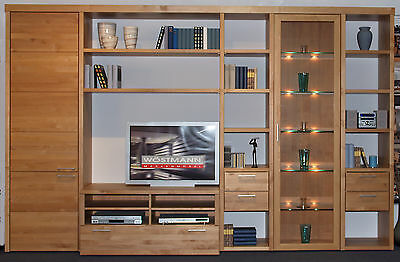 wm w stmann wohnand cantana 3000 kombination 0002 kanadische erle massiv. Black Bedroom Furniture Sets. Home Design Ideas