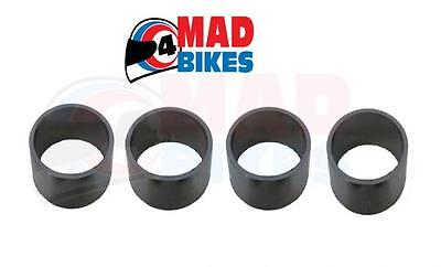 Honda Vtr1000 Sp1,Sp2 Exhaust Gasket Seal Ring Set, 2 X Silencer, 2 X Downpipes