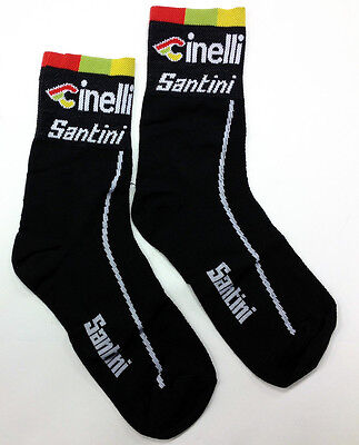 Cinelli Cycling Socks made in Italy by Santini