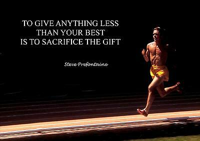 USAIN BOLT 2 PICTURE INSPIRATIONAL QUOTE PRINT MOTIVATIONAL A3 POSTER