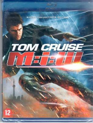 Mission Impossible 3 Blu Ray Neuf Sous Film Bluray Destockage
