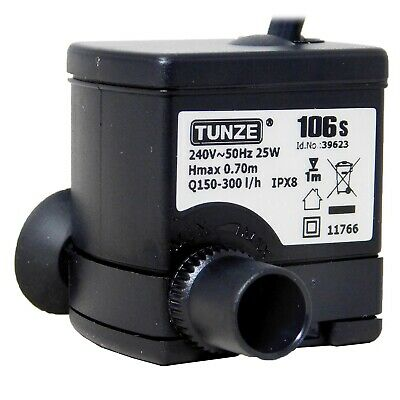 Tunze Pump Mini 5024.040 Powerhead 5W Nano Reef Latest Model Aquarium Fish Tank