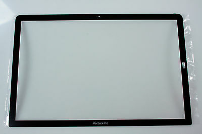 Original Apple Macbook Pro A1286 Display Glas Scheibe Front Glass Screen 15,4""