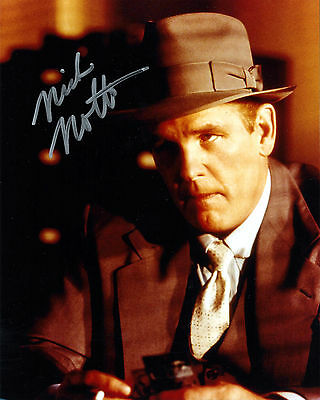 Signed Nick Nolte 8x10 Color Photo Autograph Photographs Movies