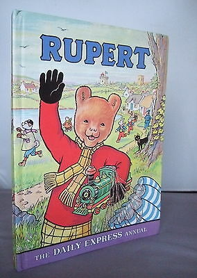 Rupert Annual 1976 - Unclipped, Unsigned - In good Condition