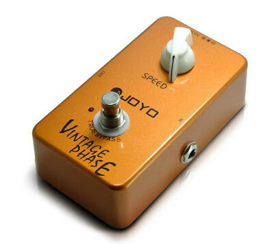 Joyo JF06 Guitar Effects Pedal - Vintage Phaser - New