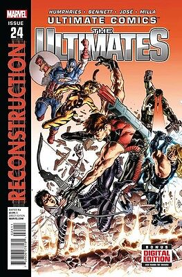 Ultimate Comics The Ultimates #24 Unread New Near Mint Marvel 2011 **28