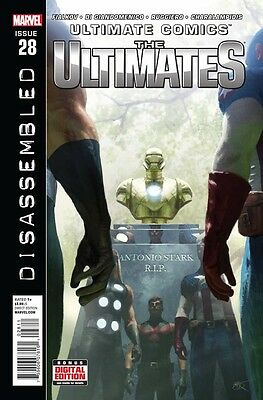 Ultimate Comics The Ultimates #28 Unread New Near Mint Marvel 2011 **28