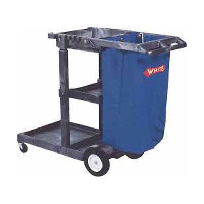 Impact Products 6851 Replacement Bag Only for Janitor Cart 25 Gallon