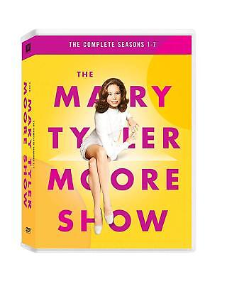 The Mary Tyler Moore Show Complete Series ~ Season 1-7 (1 2 3 4 5 6 7) NEW DVD