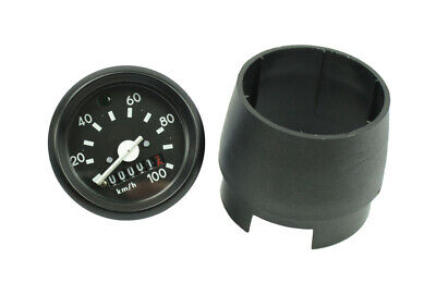Tachometer Tacho 100 Hülle Kappe Armatur pass f Simson S51 S53 S70 S50 Tuning