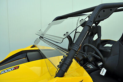 New Can Am Maverick Full Tilt Windshield Brp Canam