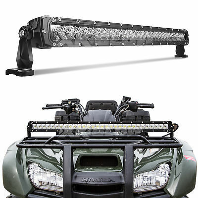 Heavy Equipment 12,840 LM 30 inch 150W Light Bar DC 9-36V Farm Tractor Truck