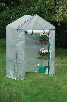 Apollo Mini Walk In Reinforced Garden Greenhouse Grow House Replacement Cover