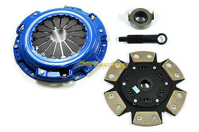 Fx Stage 3 Clutch Kit 90-02 Honda Accord 92-01 Prelude Acura Cl F22 F23 H22 H23