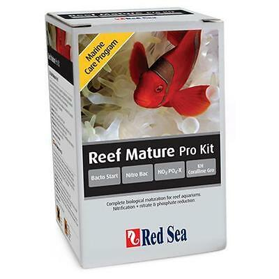 Red Sea Reef Mature PRO Kit Marine Care Program Aquarium Fish Tank < 250 Litres