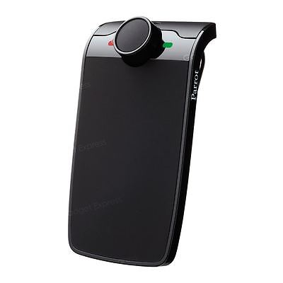 New PARROT MINIKIT PLUS + Bluetooth HandsFree Mobile Phone CarKit Replaces Slim