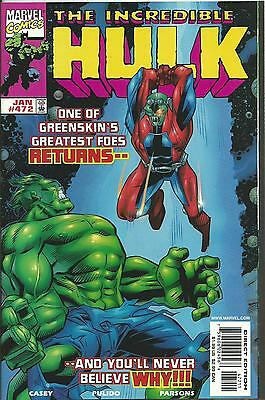 Incredible Hulk #472 (Marvel)
