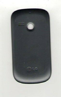 Lot Of 2 Used Oem Battery Door Back Cover Lg Un200 Saber Gray