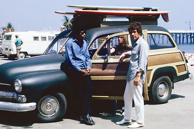 The Mod Squad 24X36 Color Poster Peggy Lipton cast by Pier surf wagon