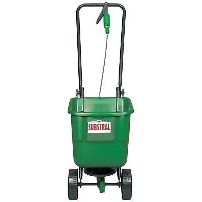 SUBSTRAL Centrifuge Spreader EasyGreen - Gritter Wagon Lawn Fertilizer Seed