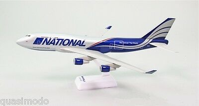 NATIONAL AIR CARGO, Boeing 747-400F  desk model