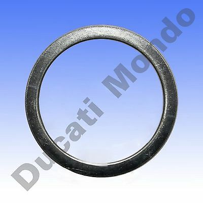 Athena exhaust gasket for Ducati Monster 800 S2R 05-07 flange seal 06