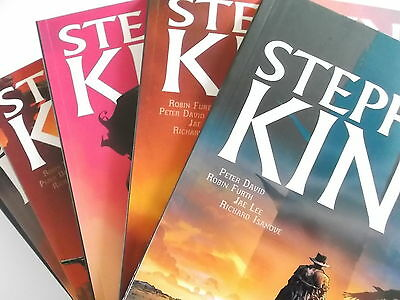 Auswahl = STEPHEN KING Der dunkle Turm ab Nr. 1 - 14 (Panini, Softcover) NEUWARE