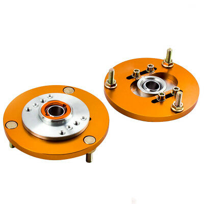 For BMW E36 3 Series 325is 325ic 328i 328is 328ic M3 Front Coilover Camber Plate