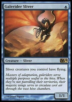 TRAMUTANTE CAVALCAVENTO - GALERIDER SLIVER Magic M14 Mint
