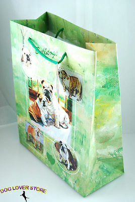 Bulldog Gift Bag