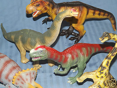 DINOSAUR TOY MODELS BY CHAPMEI ELC AAA SCHLEICH PAPO free uk postage