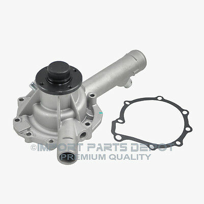 Mercedes-Benz Water Pump + Gasket Premium HD Quality 1114001