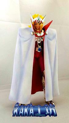 KAKA Saint Seiya Myth Cloth Silver Cape/Mantle Misty Lizard Version Cartoon SB17