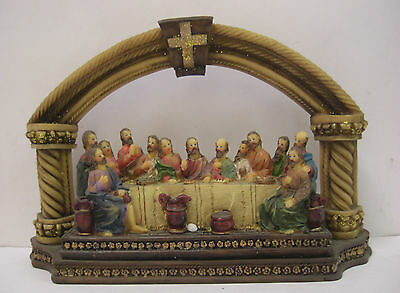 IRELAND LAST SUPPER WITH ARCH JESUS WITH 12 APOSTLES