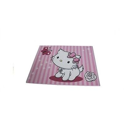 Carpet Sanrio CHARMMY KITTY CHK04 Butterfly 95x133 cm New Butterfly