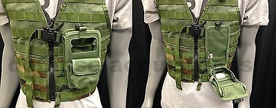 Military Issue Flip Down Electronics Admin Pouch GPS Pouch Tactical Phone Case