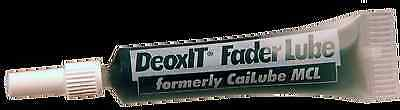DeoxIT® Fader Squeeze Tube, 100% solution, 2 ml