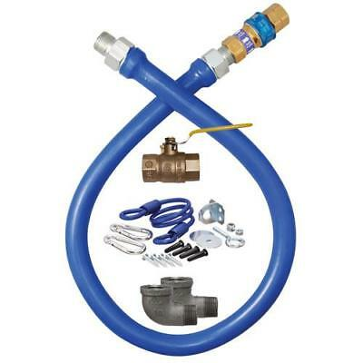 "Dormont - 1675KIT48 - 3/4"" x 48"" Deluxe Gas Line Hose Kit"