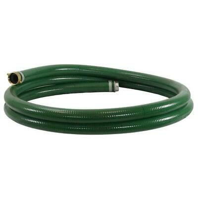 """DuroMax 4"""" x 20 Ft Suction Removal Hose For Water Pump - HP0420S"""