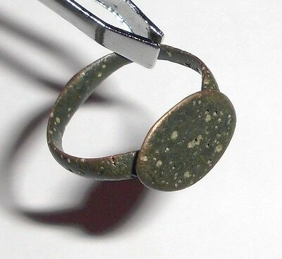 Ancient Roman Empire, 1st - 3rd c. AD. Bronze Ring