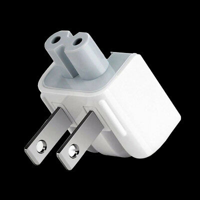 Apple Duckhead 2 Prong Mag Safe Wall Adapter AC Charger Plug 10W 45W 60W 65W