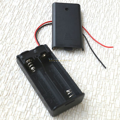 5 pcs Batteries Holders to Drive the LEDs lampposts or signals without resistors