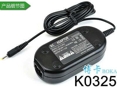 AC Adapter for CANON Powershot SX100IS SX110IS SX120IS SX130IS CAPS800 ACK800