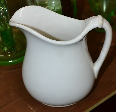 CUTE HOMER LAUGHLIN SMALL OVAL PITCHER