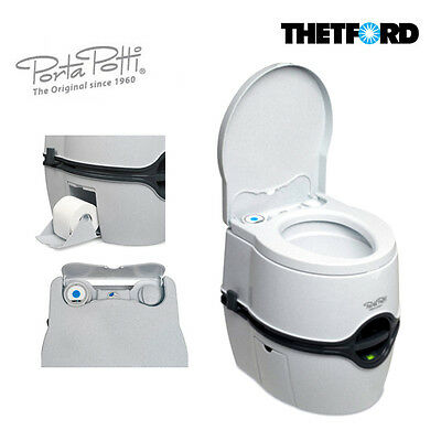 Porta-Potti Excellence electric weiß Neu / OVP 18-PPEXCELLE