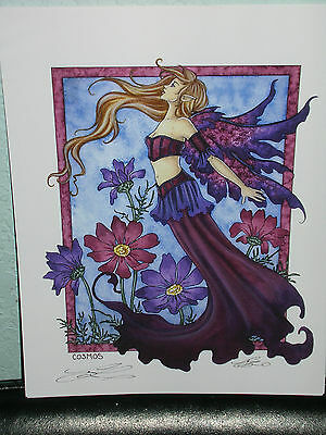 Amy Brown - Cosmos - SIGNED - NEW