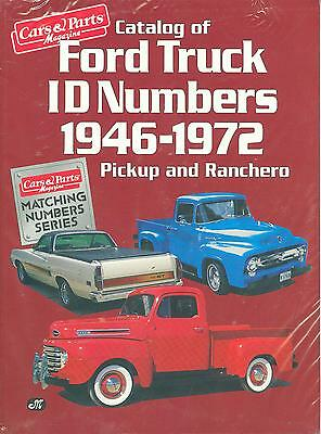 1948 49 50 51 52 53 54 55 56 57 58 Ford Dodge Chevy GMC