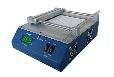 Puhui T8120 Welder Infrared Preheating Oven Rework Station 110volt